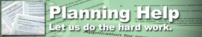 uk planning permission service