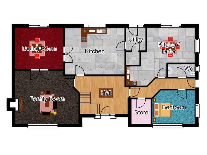 dormer bungalow designs