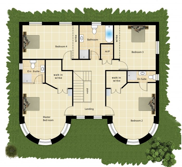 Http Houseplansdirect Co Uk Houseplans Four Bedroom House Plans Conningsby Detached House Designs