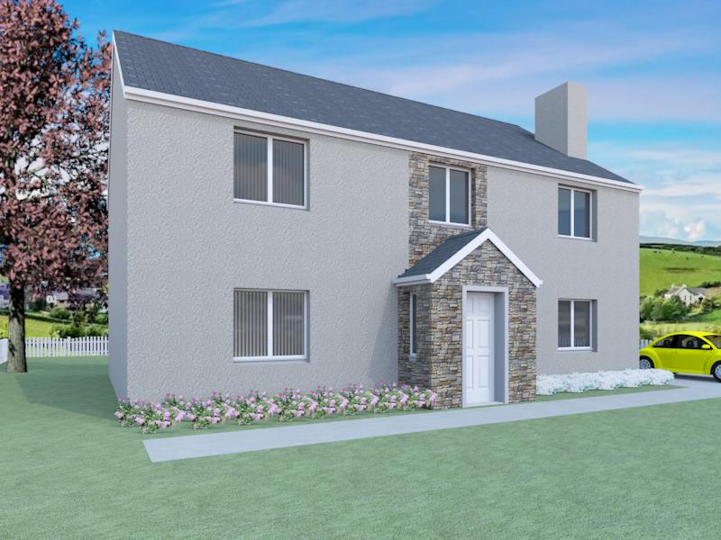House Plans For Self Build The Ballingham Houseplansdirect