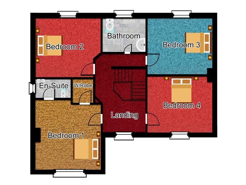 self build house designs
