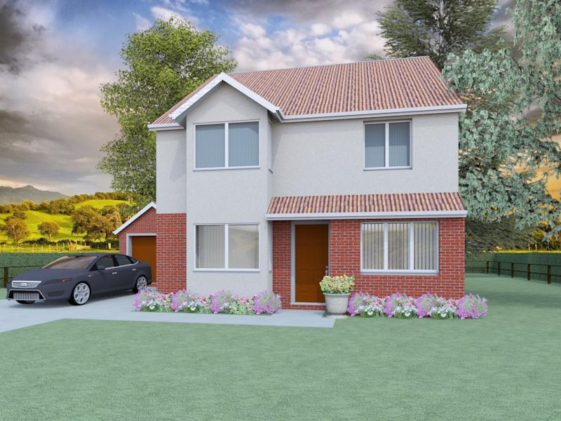 traditional four bedroom house plans