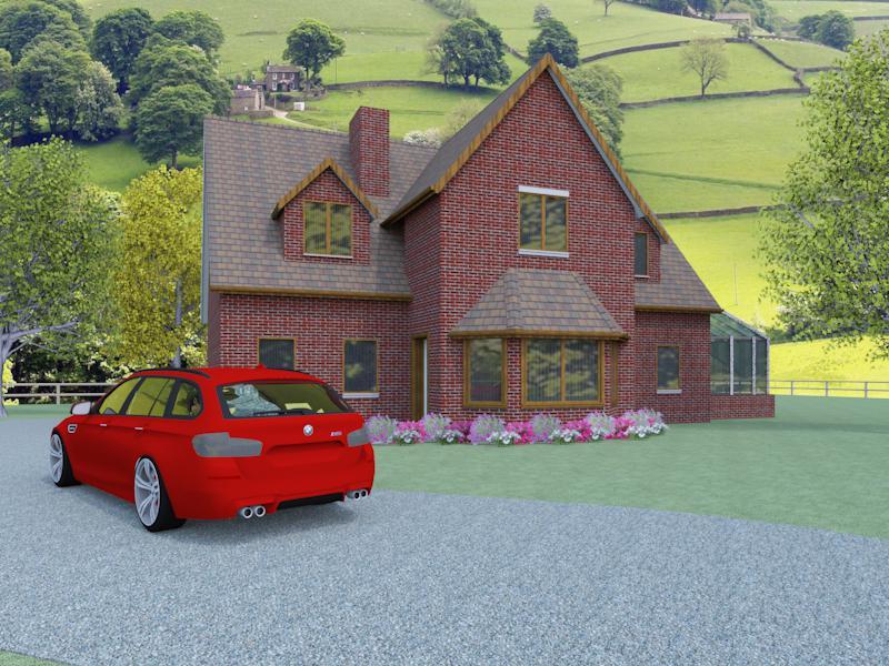 detached house plans