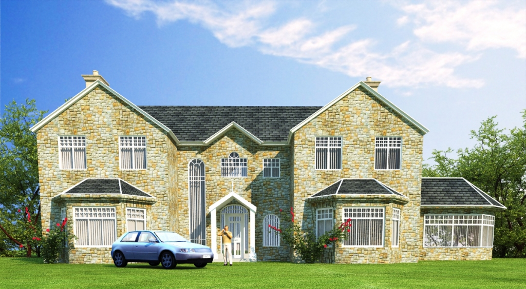 Country House Designs The Riverdale Housplansdirect