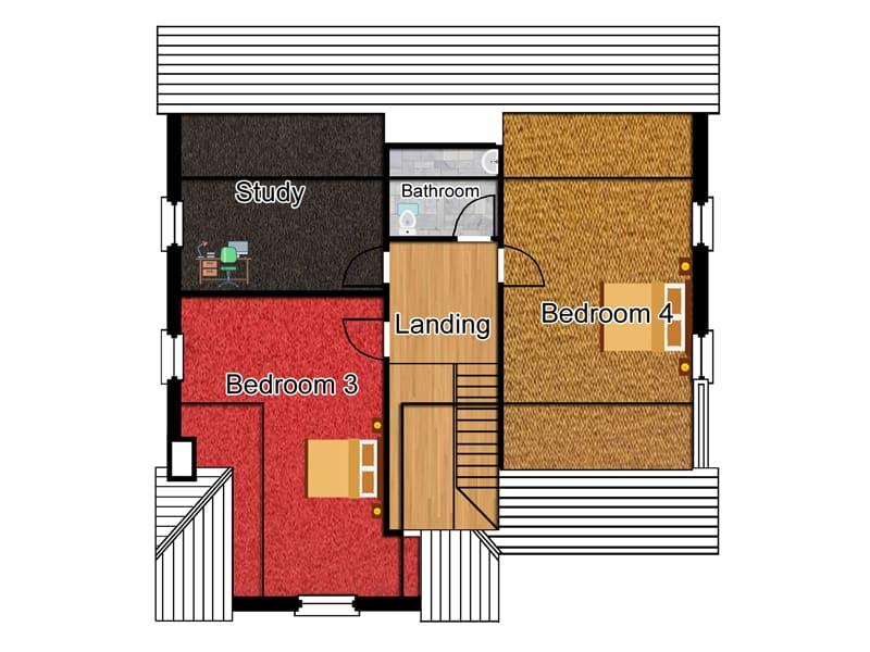 dormer style house plans