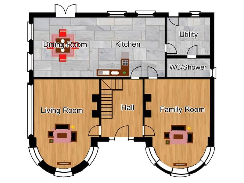 detached house designs
