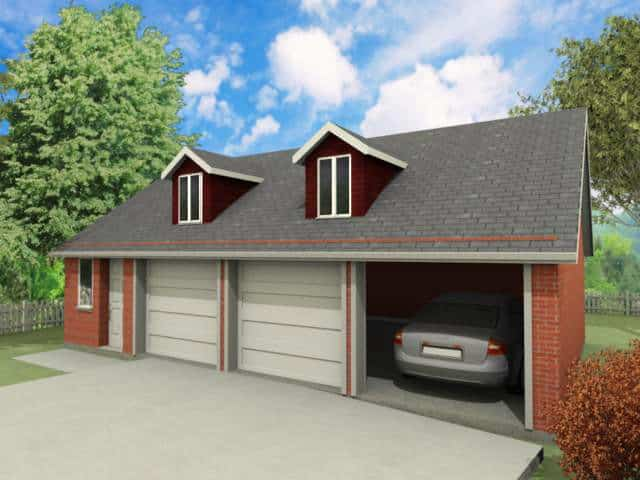 Garage with living quarters designs and pictures joy for Garage house plans with living quarters