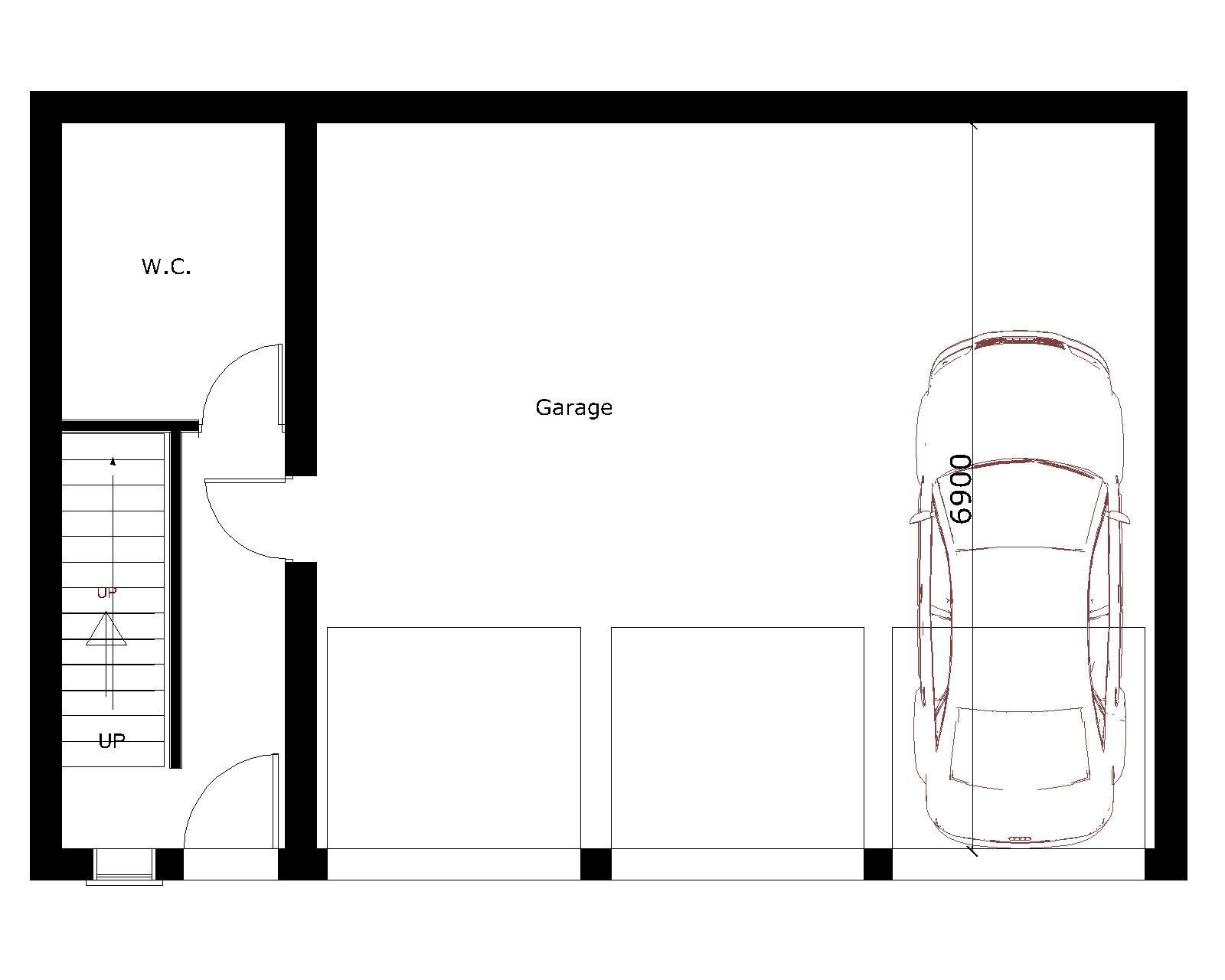 The arundel granny annexe plans houseplansdirect for House plans direct