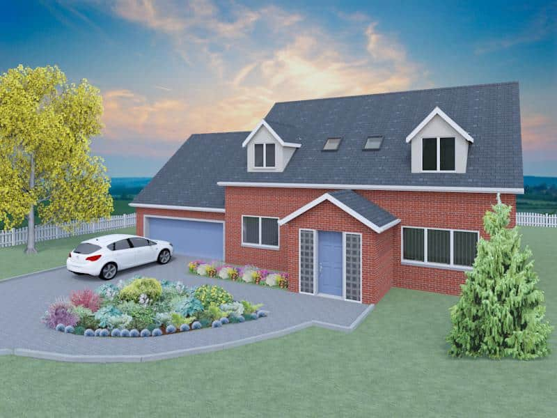 Inspiring Dormer House Plans Designs 23 Photo Home