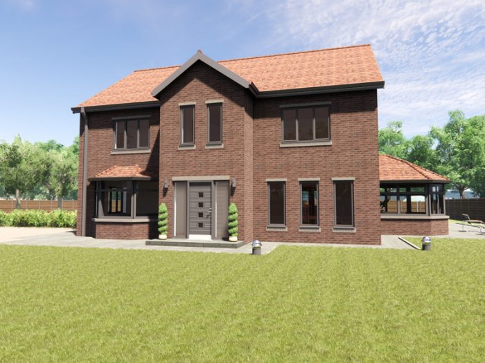 four bedroom home plans
