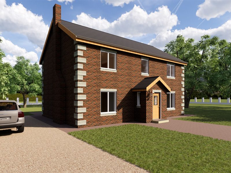 house plans for self build
