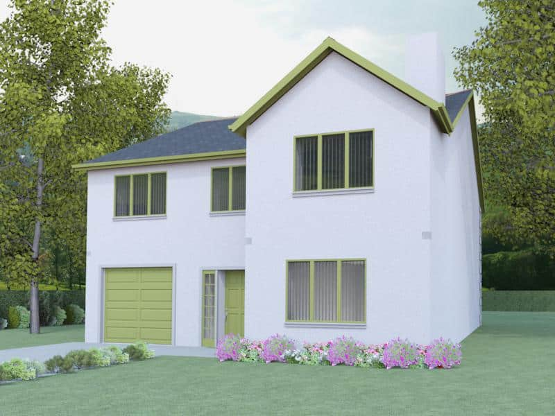 Traditional House Building Plans The Fairfields Houseplansdirect
