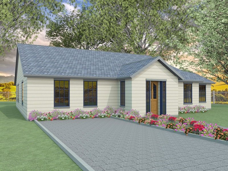 Two Bedroom Bungalow Designs The Millstream