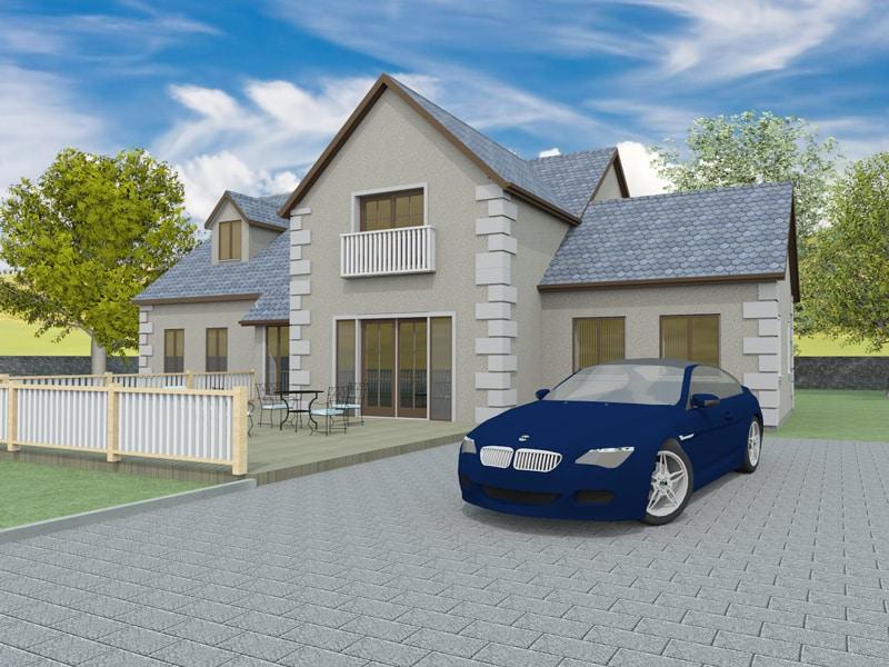 split-level house plans