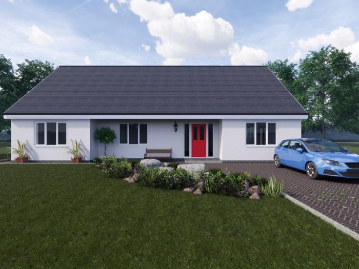 bungalow plans with loft
