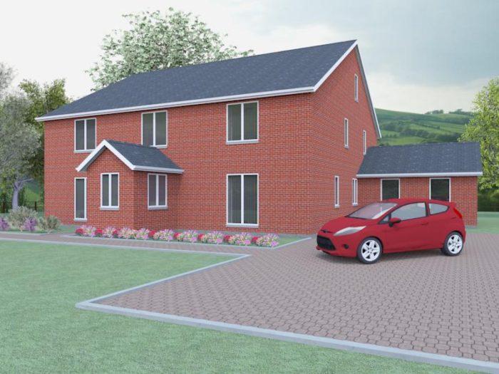 5 bedroom detached house plans