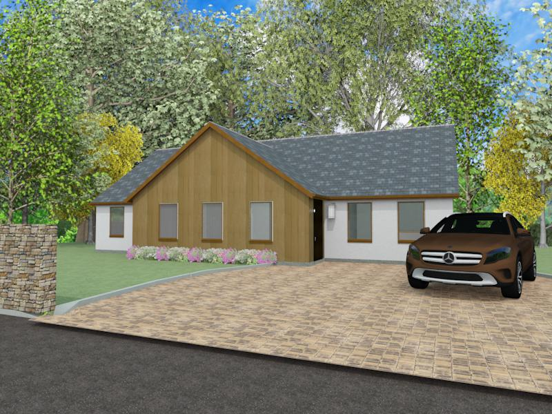 Bungalow Design For Self Build The Queenswood