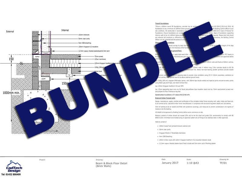 timber frame building regulations drawings