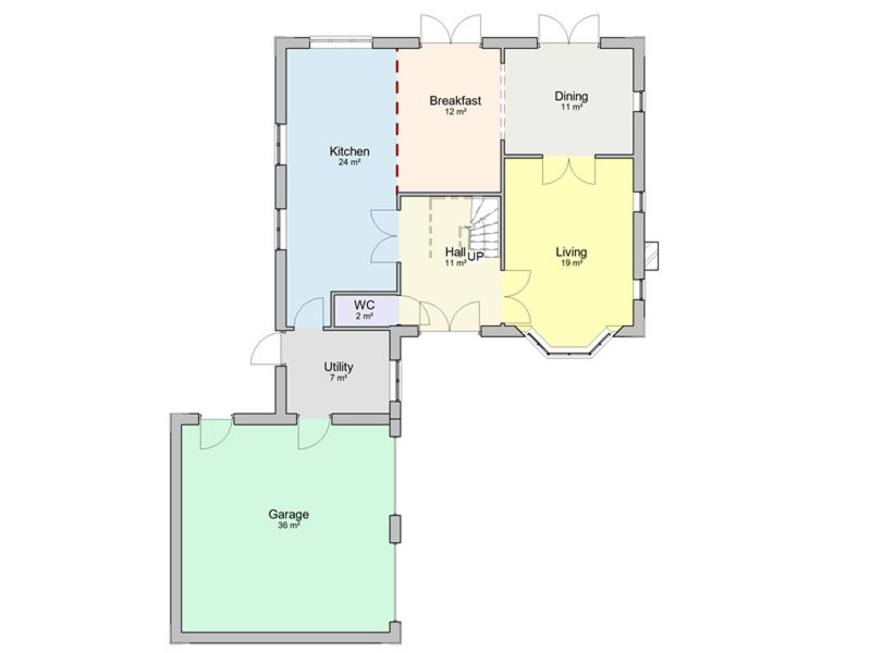 perrystone family house design