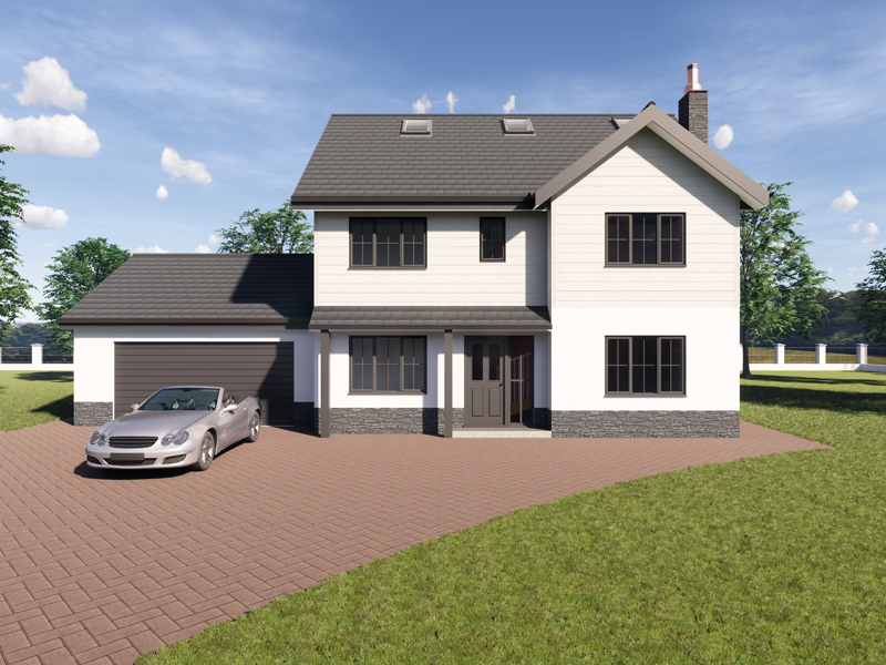 New house design: The Kenchester
