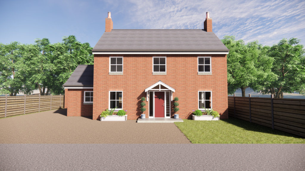 Lincolnshire Planning Application Approved, and the effects of COVID-19 on self builds